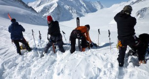 Berner Oberland Haute Route.